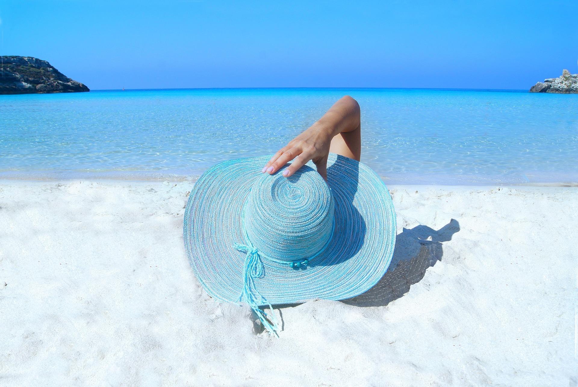 Enjoying life on paradise waters
